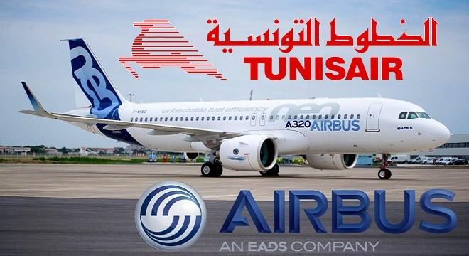 b0f457de0ba8 Tunisair compte acquérir cinq Airbus A320 Neo via une opération de ...