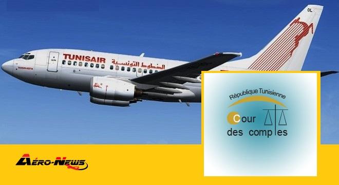 0ed3330d504a La Cie Tunisair épinglée par la cour des comptes qui dénonce de ...