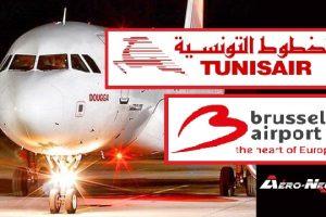 Tunisair signale des Perturbations sur les vols à destination de l'aéroport Zaventem de Bruxelles, pour cause de grève