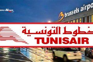 Aéroport de Bruxelles Zaventem : la grève continue, mais Tunisair assure via Rotterdam