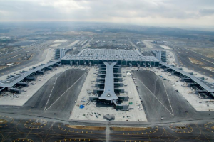 Turquie : Inauguration du nouvel Aéroport d'Istanbul, censé devenir le plus grand du monde