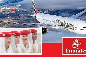 Emirates Airlines recrute des Hôtesses de l'air et des Stewards à Paris (le 21 nov), à Rennes (le 24 nov) et à Lyon (le 26 nov)