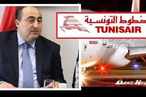 Hichem Ben Ahmed penche pour une diminution des vols de Tunisair afin d'assurer et être en adéquation avec ses possibilités et moyens financiers