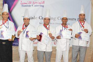 Concours culinaire 2018 : une savoureuse cérémonie de clôture à la hauteur du nouveau départ de Tunisie Catering