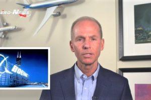 Lettre ouverte de Dennis Muilenburg, PDG de Boeing, aux compagnies aériennes, aux passagers et au monde de l'aviation