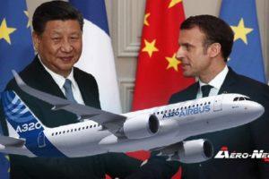 Paris : en présence de Xi Jinping & Macron, la Chine et Airbus renforcent leur partenariat par une commande de 300 avions
