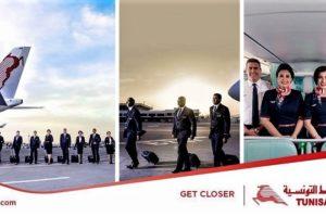 Après 23 mois de croissance de l'activité globale, le trafic passager Tunisair subit un léger repli de 2.7% en mars