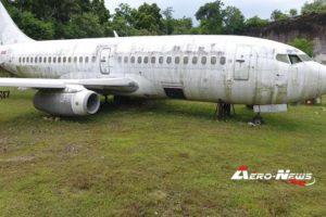 Bali : quel mystère entoure le Boeing 737 abandonné en pleine nature ?