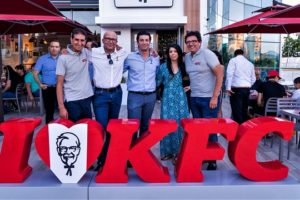 KFC conforte son développement en Tunisie et inaugure un 4e point de vente au Manar City Center