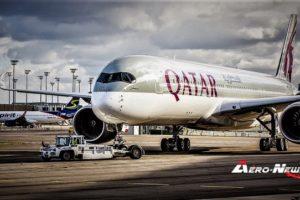 Qatar Airways lance l'Ultra moderne Airbus A350 en Tunisie