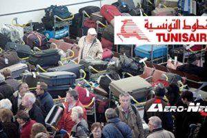 Aéroports Tunisiens : l'intensité du trafic aérien oblige, Tunisair invite ses passagers à se présenter 3 heures avant le départ