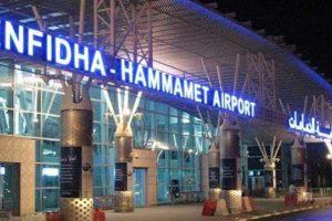Aéroport d'Enfidha : Une partie du toit s'effondre