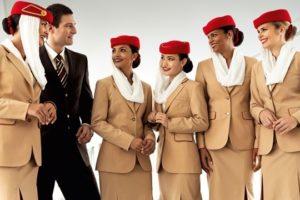 Emirates Airlines recrute en Tunisie des Hôtesses de l'air et des Stewards à Sfax (le 7 Sept.) et à Sousse (le 11 Sept.), détails…