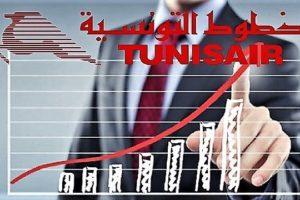 Tunisair : baisse de trafic de 20.9% en août, une baisse voulue et programmée pour une maîtrise rationnelle de sa production estivale