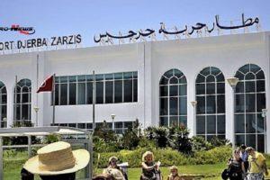 Aéroport international de Djerba-Zarzis : conditions météorologiques obligent, certains vols ont été redirigés vers d'autres aéroports (détails)