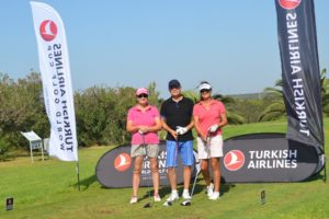 Un golfeur tunisien qualifié pour la Turkish Airlines Golf World Cup